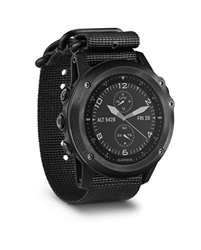 Garmin Tactix Bravo, Black with Nylon Strap