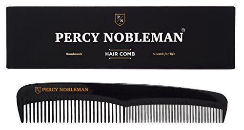 Percy Nobleman Hair Comb (Black)