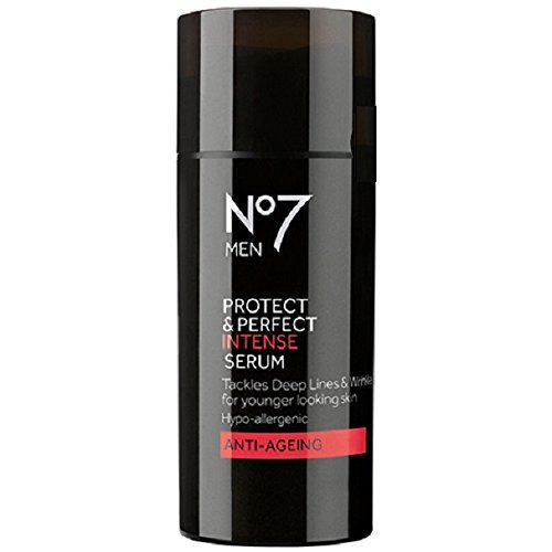 Boots No7 Men Protect & Perfect Intense Serum...