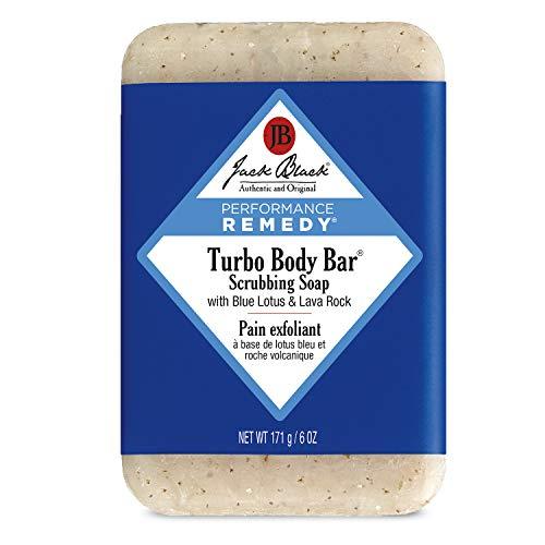 Jack Black , Turbo Body Bar Scrubbing Soap, 6 oz