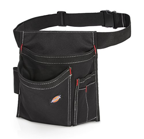 Dickies 5-Pocket Single Side Tool Belt Pouch/Work...