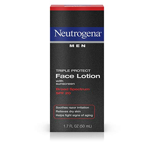 Neutrogena Triple Protect Men's Daily Face Lotion...