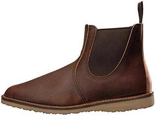 Red Wing Mens Weekender Chelsea Suede Boots