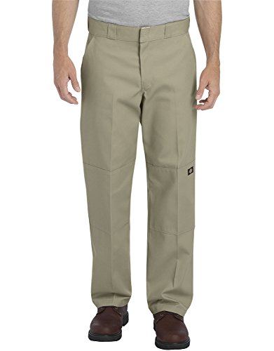 Dickies Men's Relaxed Straight Fit Double Knee...
