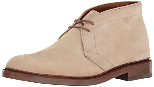 FRYE Men's Jones Chukka Boot, Taupe, 7.5 D US