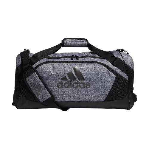 adidas Team Issue II Medium Duffel Bag, Onix...