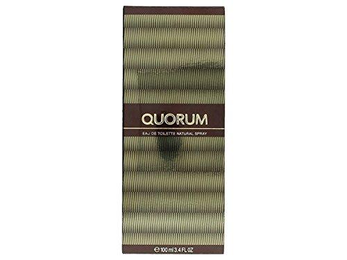 Quorum By Puig For Men. Eau De Toilette Spray 3.4...