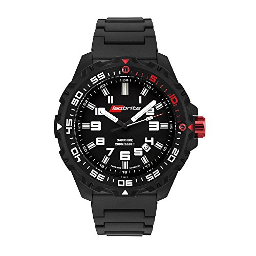 Isobrite ISO100-PU Super Bright T100 Tritium Watch...