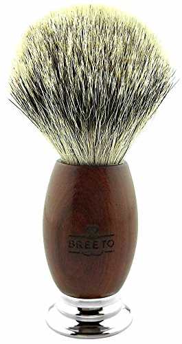 Breeto 100% Silvertip Badger Shaving Brush with...