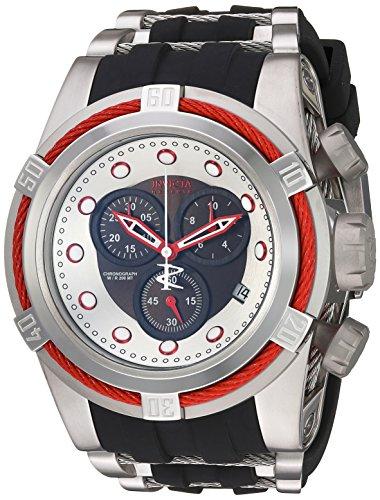 Invicta Men's Bolt Stainless Steel Quartz Watch...