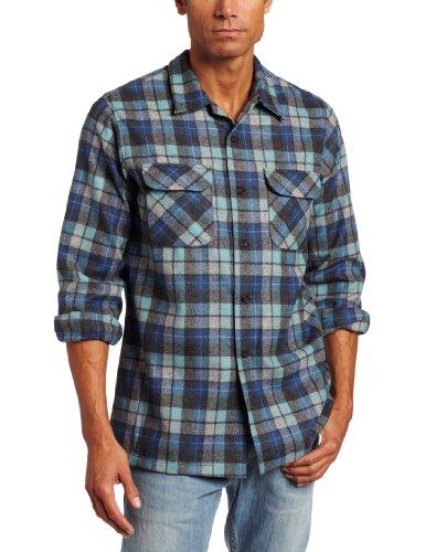 Pendleton Men's Tall Size Long Sleeve Board Shirt,...