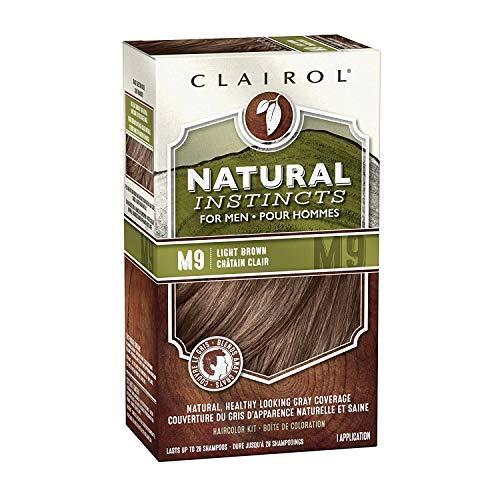 Clairol Natural Instincts Semi-Permanent Hair Dye...