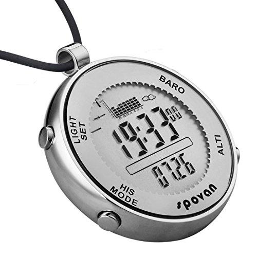 Pocket Watch, PeleusTech Spovan SPV600 Outdoor...