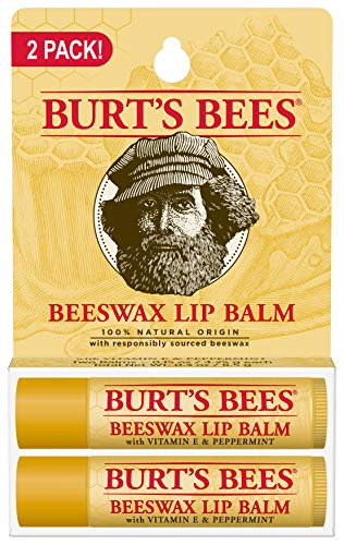 Burts Bees 100% Natural Origin Moisturizing Lip...