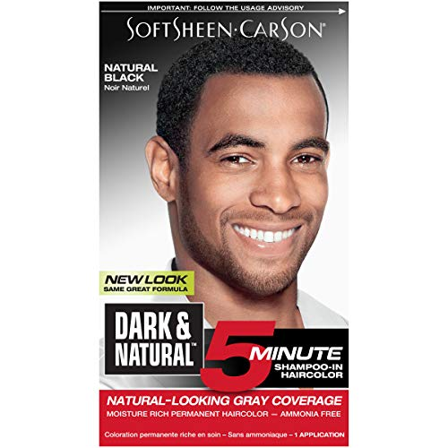 Hair Color for Men by SoftSheen Carson Dark and...