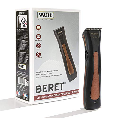 Wahl Professional Beret Lithium Ion Cord Cordless...