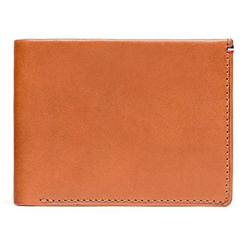 Jack Mason Tan Core Bifold Wallet