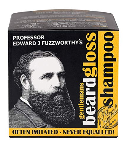 Professor Fuzzworthy's Beard SHAMPOO with All...