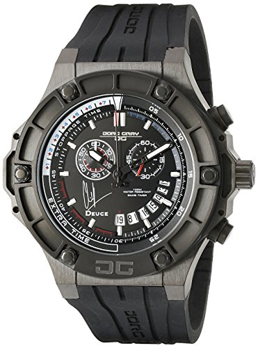 Jorg Gray Men's JG2500-22 Analog Display Quartz...
