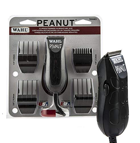 Wahl Professional Peanut Clipper/Trimmer, Great...