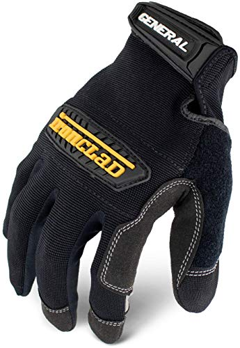 Ironclad General Utility Work Gloves GUG,...
