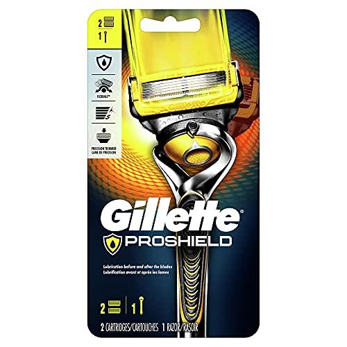 Gillette ProGlide Shield Men's Razor Handle + 2...