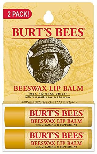 Burt's Bees 100% Natural Origin Moisturizing Lip...