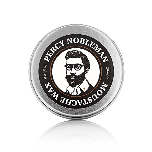 Percy Nobleman Mustache Wax From Fine Natural...