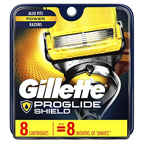 Gillette Fusion ProShield Men's Razor Blades - 8...