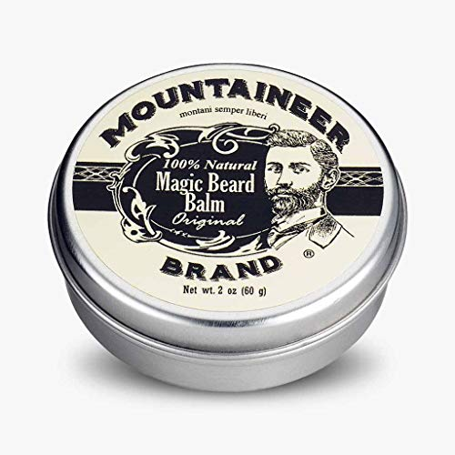 Magic Beard Balm by Mountaineer Brand: All Natural...