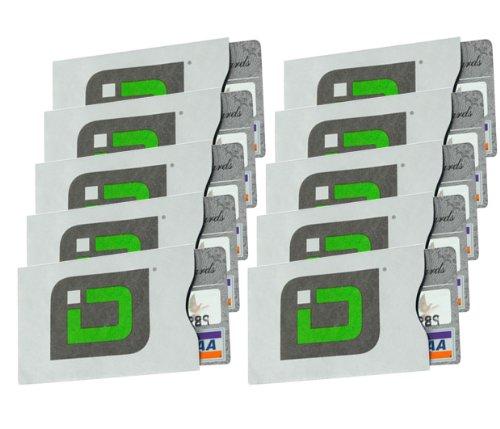 Identity Stronghold RFID Blocking Secure Sleeve /...