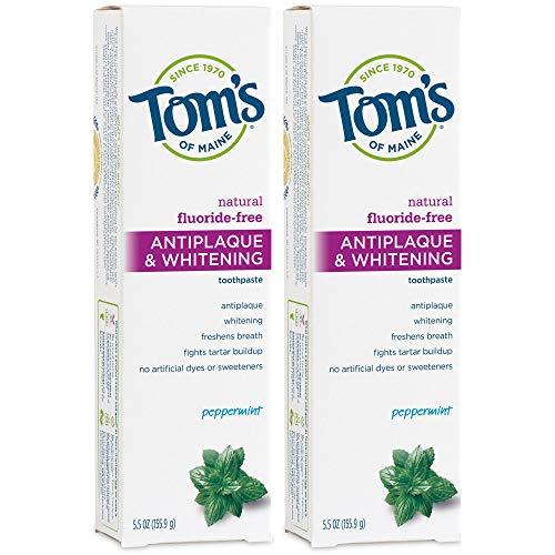 Tom's of Maine Fluoride-Free Antiplaque &...