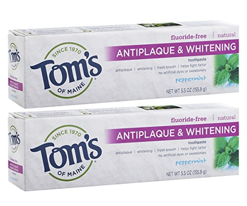 Tom's of Maine Fluoride-Free Antiplaque &...