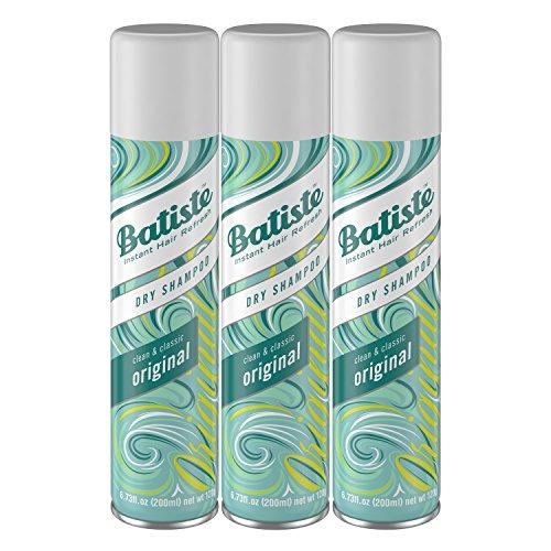 Batiste Dry Shampoo, Original Fragrance, 6.73 Fl...