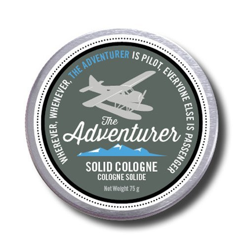 Walton Wood Farm The Adventurer 2.5 Oz Men's Solid...