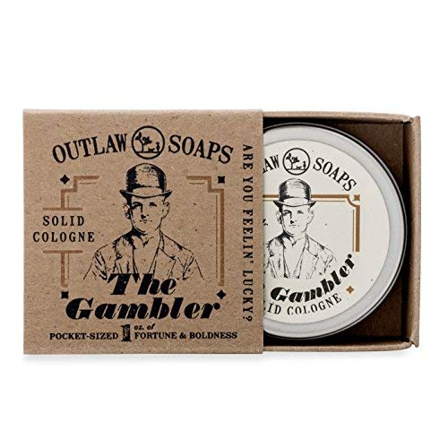 The Gambler Bourbon-inspired Solid Cologne - The...