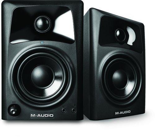 M-Audio AV32 | Compact Active Desktop Reference...