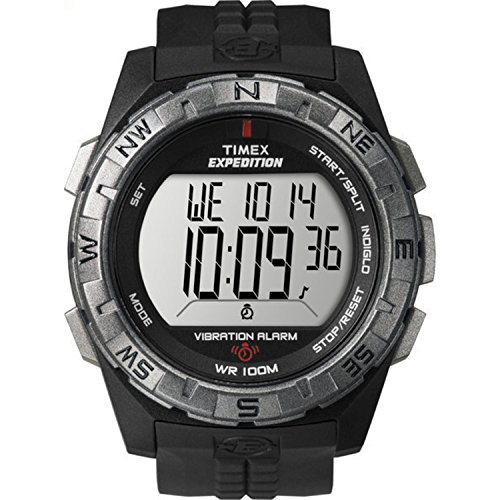 Timex Men's T49851 Expedition Vibrating Alarm...
