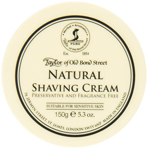 Taylor of Old Bond Street Natural Shaving Cream...