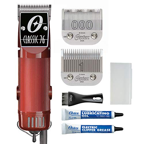 Oster Classic 76 Universal Motor Clipper, Brown, 1...