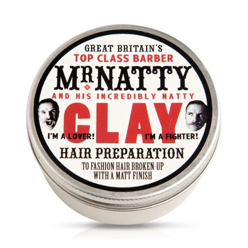 Mr Natty's Clay Hair Preparation by Mr. Natty