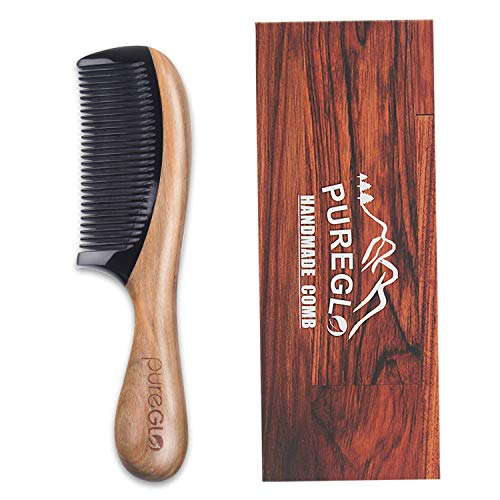 No Static Hair Comb [Gift Box] – pureGLO...