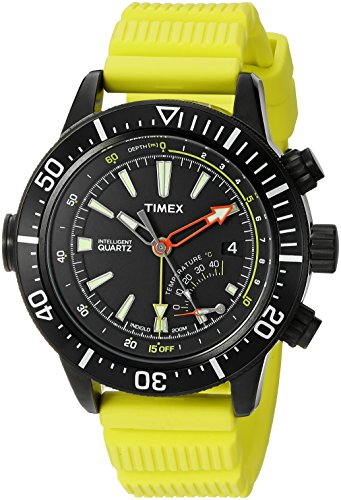 Timex Men's T2N958 Intelligent Quartz Adventure...
