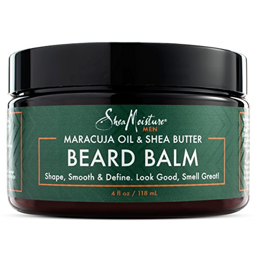 Shea Moisture Mens Beard Balm, All Natural...