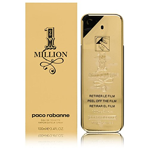Paco Rabanne 1 Million by Paco Rabanne for Men Edt...