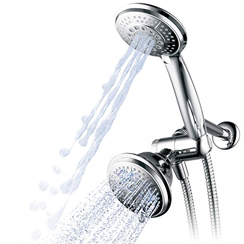 Hydroluxe 1433 Handheld Showerhead & Rain Shower...