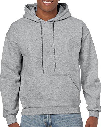 Gildan Men's Heavy Blend Fleece Hooded Sweatshirt...