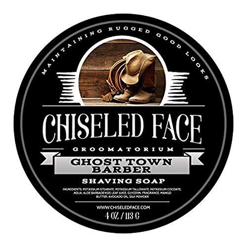 Ghost Town Barber - Handmade Luxury Shaving Soap...
