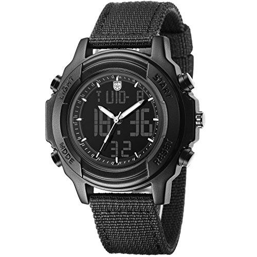 AIDIS MY051 Military Tactical Watch Waterproof...