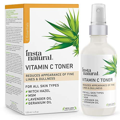 InstaNatural Vitamin C Facial Toner - Anti Aging...